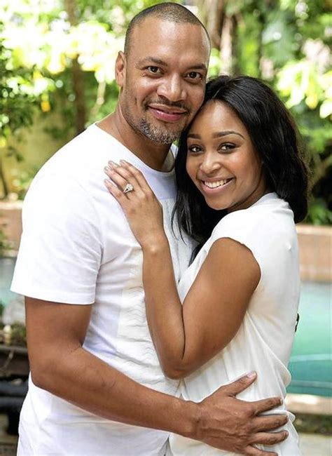 penny penny and casper real father sunday world minnie dlamini lists ex boyfriends itumeleng khune