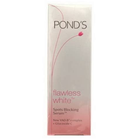 Serum Flawless White Ponds produk kecantikan pond s flawless white serum