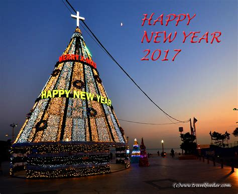 Happy New Year Lets Visit Asia by Happy New Year 2017 From Travel Feeder To All Travelers