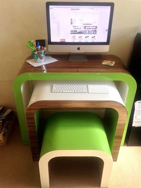 imac desk imac nesting computer desk customise it zespoke