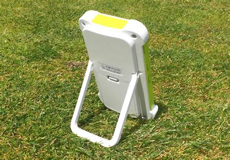 swing caddy sc100 review voice caddie swing caddie sc100 golf practice aid review