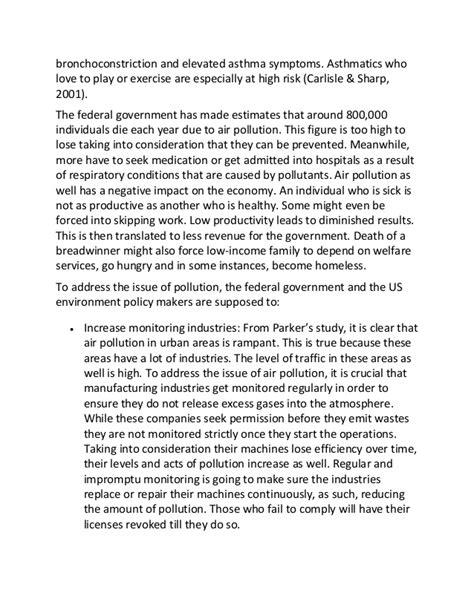 Air Pollution Essay by Air Pollution Do Your Essay Sludgeport980 Web Fc2