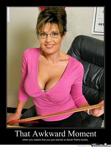 Milf Meme - boobs by sarah palin by feelthephil meme center