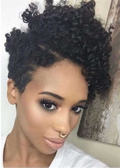 Big Chop Hairstyles by 25 Big Chop Hairstyle Designs Ideas Design Trends