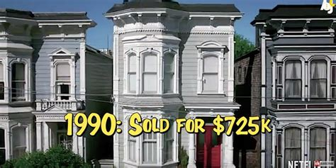 full house house san francisco someone made a trailer for fuller house that reflects modern day san francisco