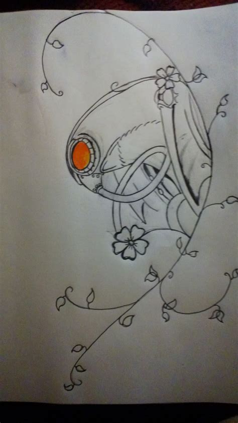 songbird tattoo bioshock songbird www imgkid the image kid