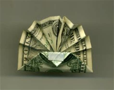 Easy Thanksgiving Origami - origami n stuff 4 dollar bill thanksgiving turkey