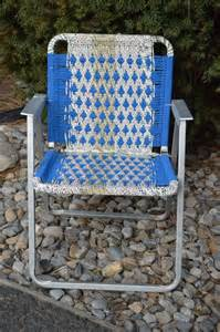Webbed Lawn Chairs Aluminum by Vintage Webbed Lawn Chair Aluminum Webbed Lawn Rocking