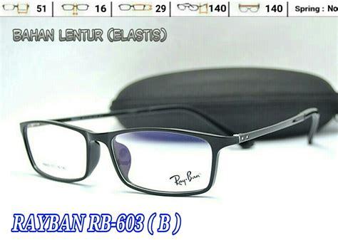 Jual Lensa Progresif Multifocus Minus Plus Normal jual frame kacamata lentur rayban rb603 pria wanita