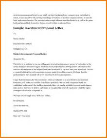 Business Investment Proposal Template 12 Investment Proposal Sample Budget Template
