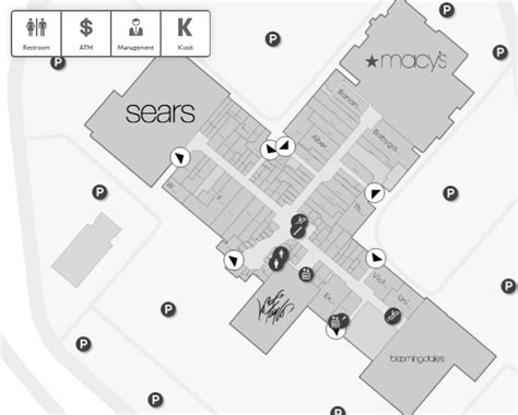 willowbrook mall map willowbrook mall 158 stores shopping in wayne new jersey nj 07470 mallscenters