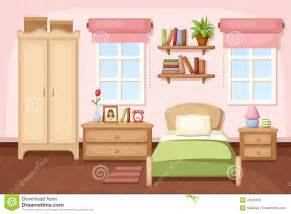 child bedroom average house stock: bedroom stock illustrations vectors clipart  stock