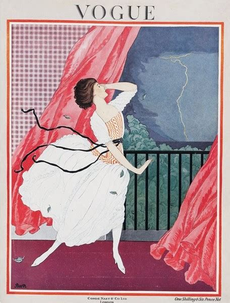 in vogue an illustrated june 1921 you ll love these illustrated vintage vogue covers livingly
