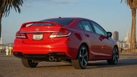 Honda Si 2015 by 2015 Honda Civic Si Review Aging Civic Si Still Has A Bit