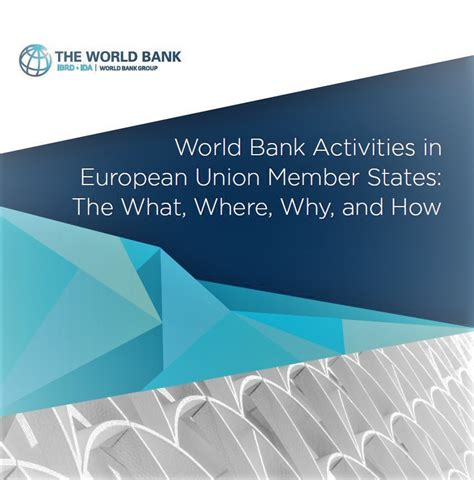 world bank activities the world bank in the european union