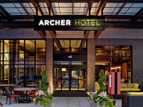 new york inn hotel archer hotel new york reviews photos rates ebookers