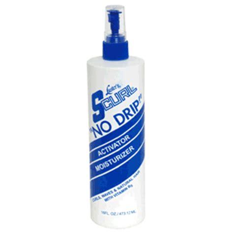 s curl quot no drip quot curl activator moisturizer quot jheri curl scurl no drip activator