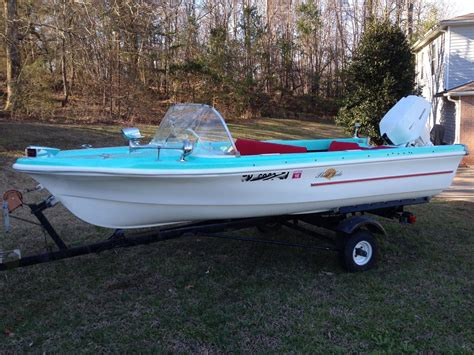 shell boats shell lake la sabre 500 1965 for sale for 1 500 boats