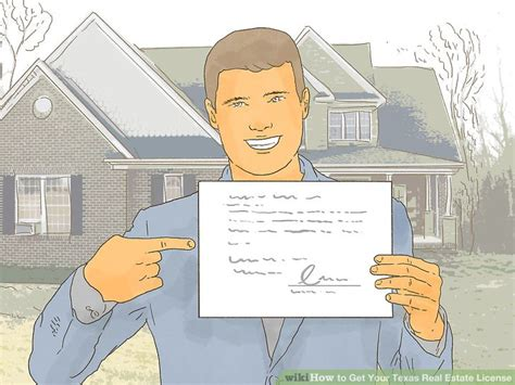 Background Check For Real Estate License 3 Ways To Get Your Real Estate License Wikihow