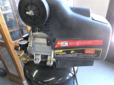 lot detail all trade trades pro air compressor n0n op