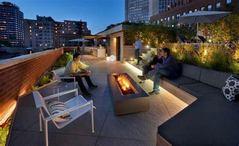 dachterrasse gestalten wie ein profi 12 ideen und beispiele - Beleuchtung Dachterrasse