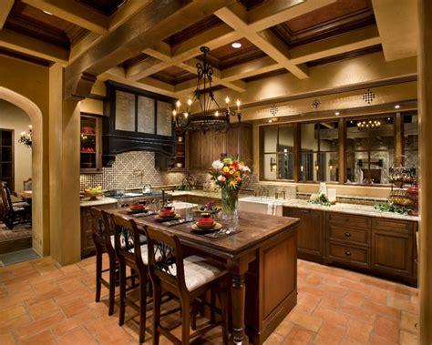 Mediterranean Home Decor Accents italian farmhouse mediterranean kitchen phoenix by