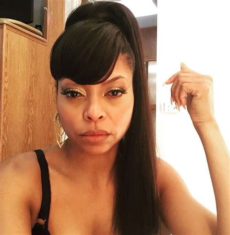 ponytail with a bang black hairstly 17 best ideas about black ponytail hairstyles on