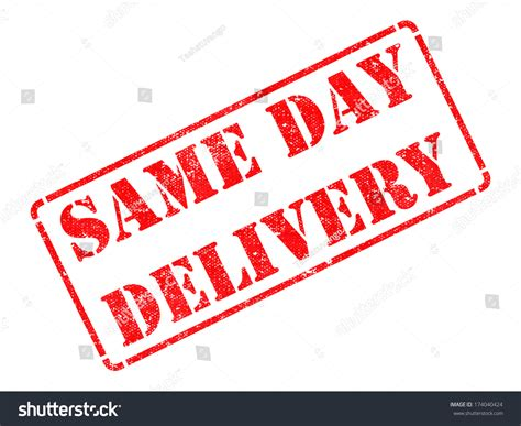 next day rubber sts same day delivery on rubber stock illustration