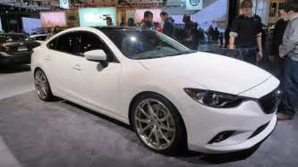 2015 mazda 6 clubsport concept at the 2014 naias auto show
