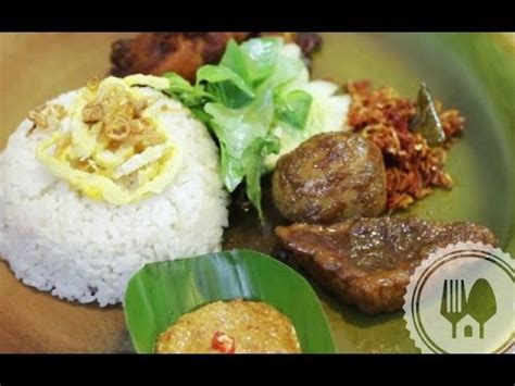 youtube membuat nasi uduk cookozara resep membuat nasi uduk