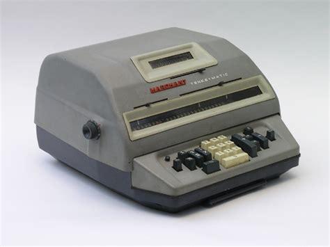 calculator btg rotary calculators marchant ska decimagic