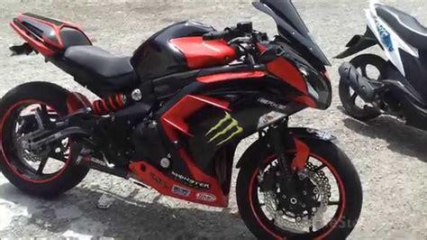 Aufkleber Kawasaki Er6f by 2013 Kawasaki Er 6f Custom Graphic Decals