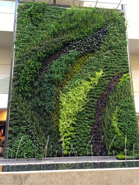 westfield century city living wall vertical garden green