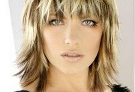 pictures only of 1970s razor cut shag hair cut medium choppy haircuts blonde medium length choppy shag