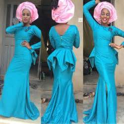 lace styles 2017 for owambe guests to blast lace aso ebi styles for wedding guest outfit fashion 2d