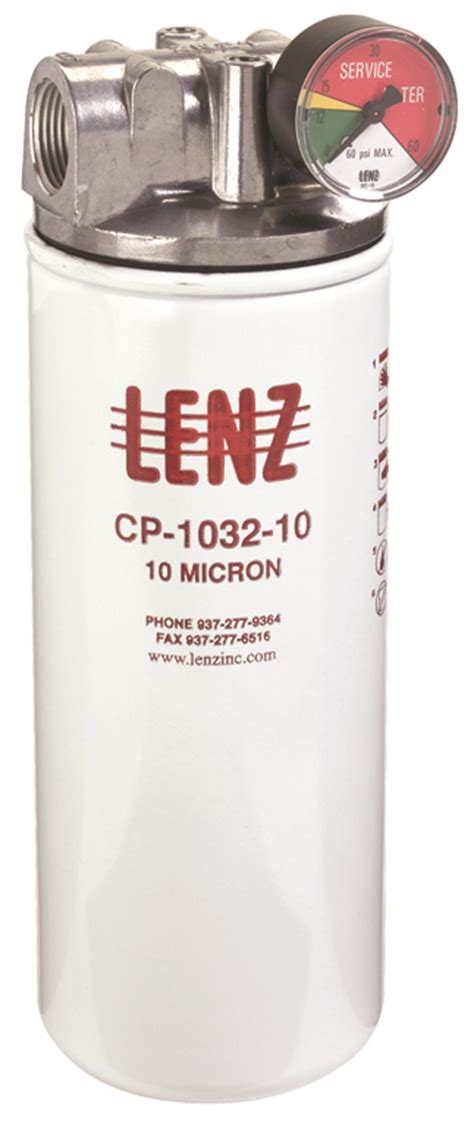 Filter Air Cp 10 25cm hydraulic spin on filters lenz