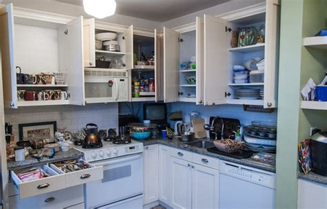 how to declutter kitchen tips to declutter and organize your office kitchen