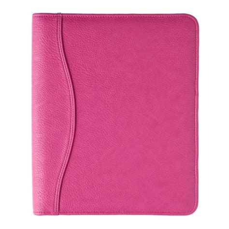 planner pads: vinyl spiral bound cover personal size