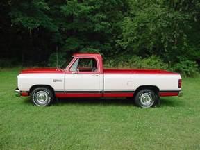 1986 Dodge Truck 1986 Dodge Ram Pictures Cargurus