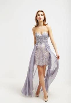 vokuhila kleid zalando vokuhila kleid blau