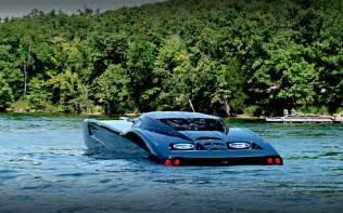 C6 Interior Corvette Boat Love For Car Transcends Terrain Into The