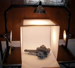 lights with box photography light box