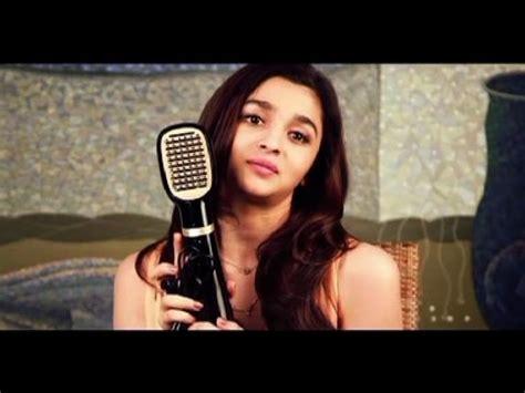 Philips Hair Dryer Alia Bhatt alia bhatt in new ad