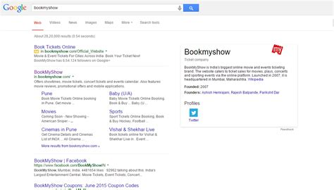 bookmyshow jobs how bookmyshow expanded its customer base to 32 5k in just