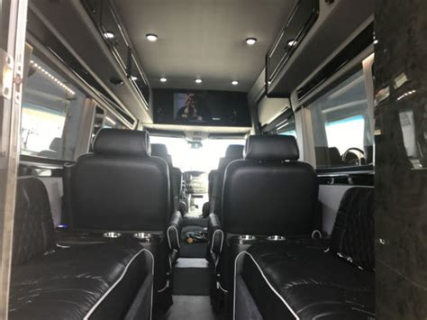 party bus with bathroom wdapf4cc2gp308768 2017 mercedes sprinter 3500 daycruiser