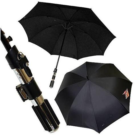 Darth Vader Umbrella by Gadgetmadness Darth Vader Limited Edition Lightsaber Umbrella