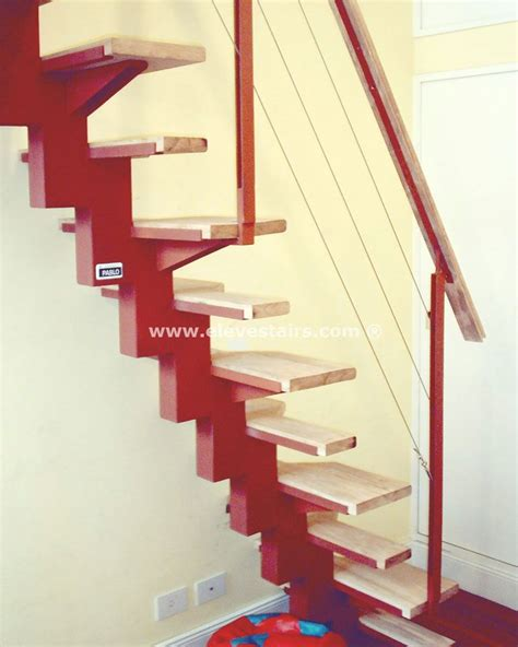 Alternate Tread Stairs Design Alternate Tread Stair Plans Studio Design Gallery Best Design