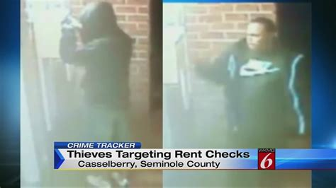 Background Check For Apartment Rental Rent Checks Stolen From Apartment Drop Box In Casselberry