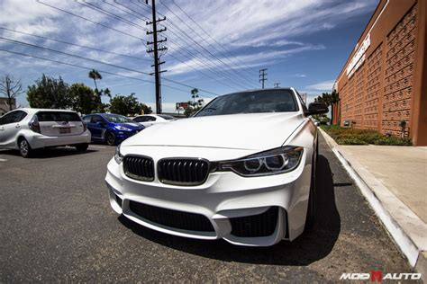 m styler f80 m3 style bmw f30 3 series front bumper