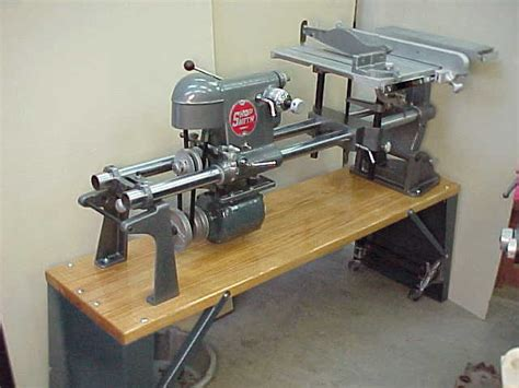 Lathe Tool Cabinet by Shopsmith 10er Wood Working Tool